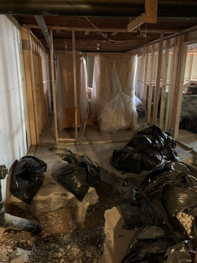 Interior Wall Removal Contractor In Northern Virginia