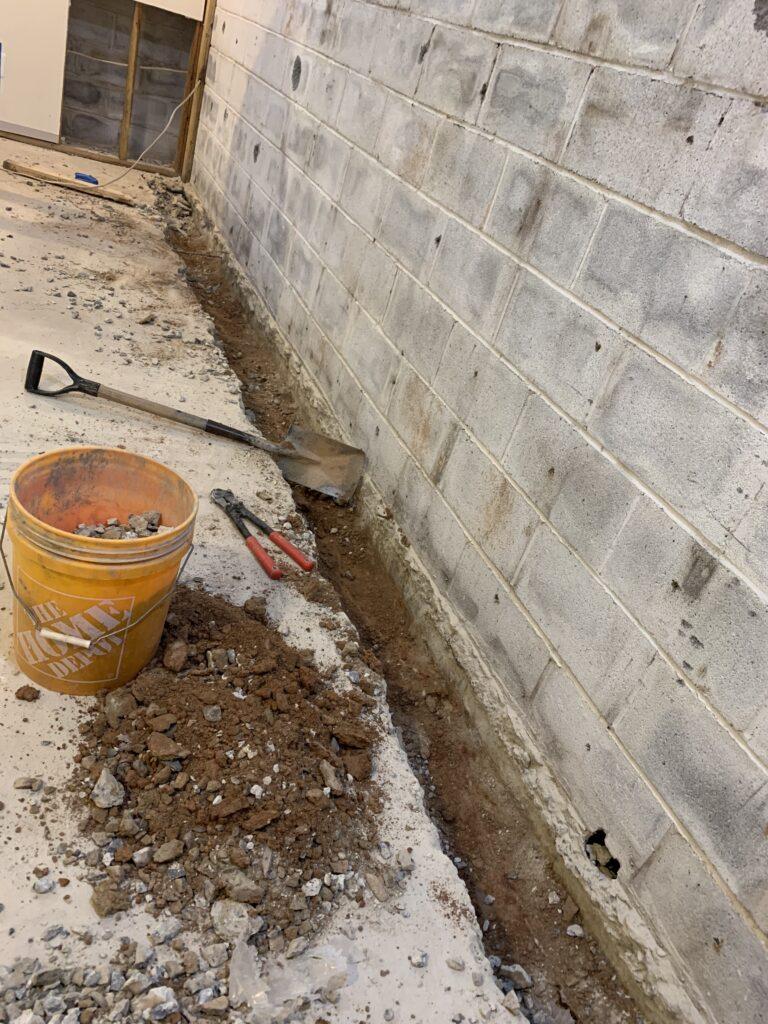 Basement Waterproofing Contractor In Northern Virginia