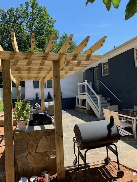 Porch and Portico Contractor In Northern Virginia