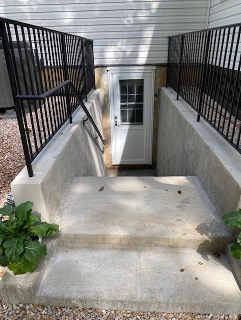 Wrought Iron Rail Fabricated Contractor In Northern Virginia